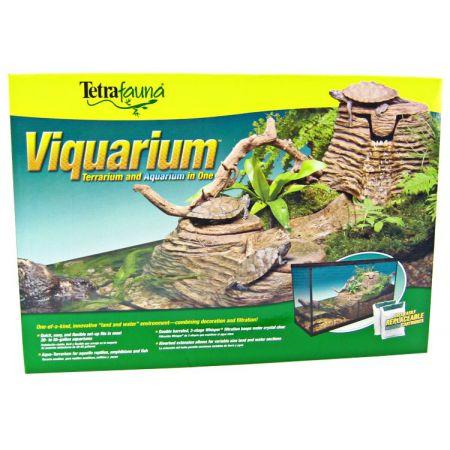 Tetrafauna Tetrafauna Viquarium Rocks with Bridge Decorative Filter