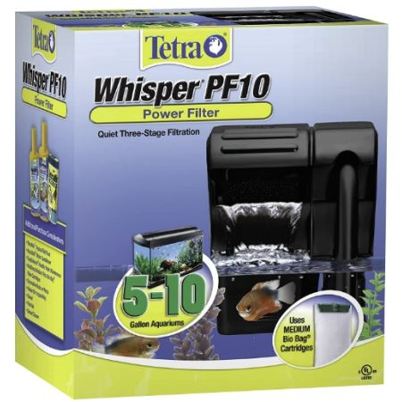 Tetra Tetra Whisper PF10 Power Filter