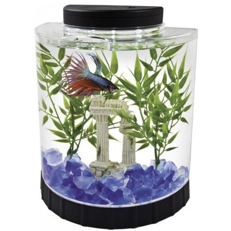 Tetra Tetra Half Moon Betta Kit with LED Lighting