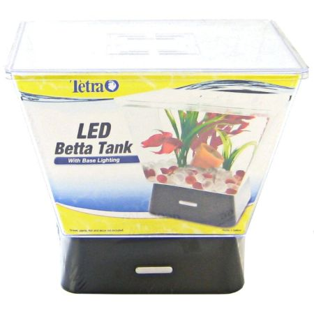 Tetra Tetra Betta Tank with LED Base Lighting