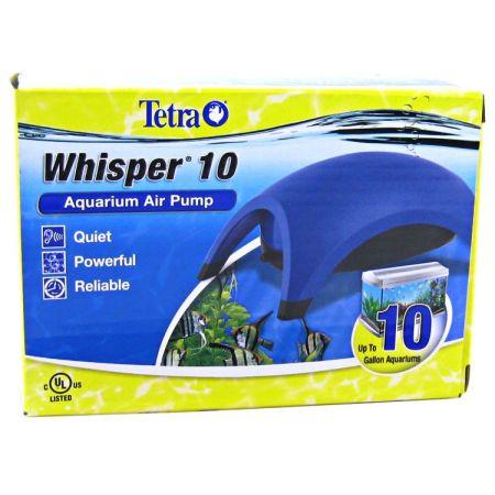 Tetra Whisper Aquarium Air Pumps (UL Listed)