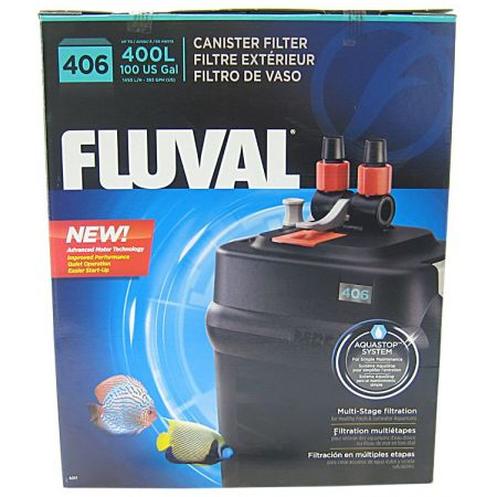 Fluval External Canister Filters - Series 6 alternate view 2