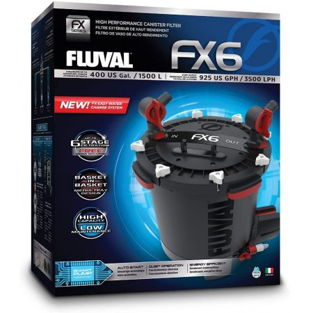 Fluval Fluval FX6 High Performance Canister Filter