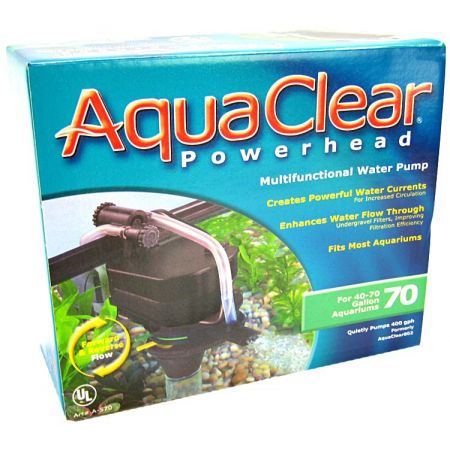 AquaClear Aquaclear Powerhead Reverse Flow Water Pump