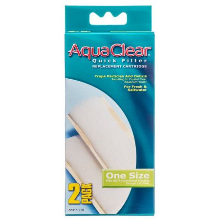 AquaClear Aquaclear Quick Filter Replacement Cartridge