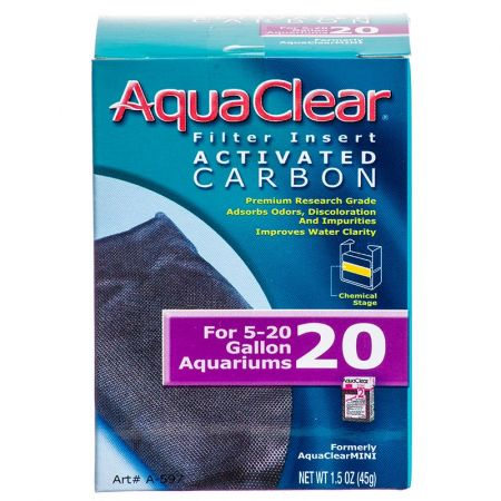 AquaClear Aquaclear Activated Carbon Filter Inserts