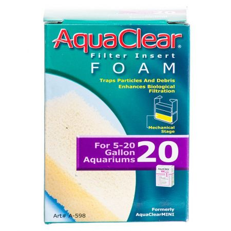 AquaClear Aquaclear Filter Insert Foam