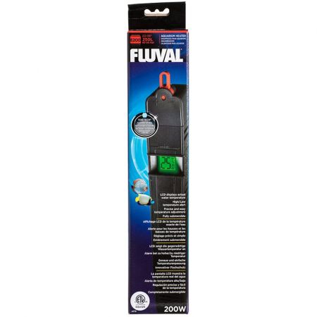 Fluval Fluval Vuetech Digital Aquarium Heater - E Series