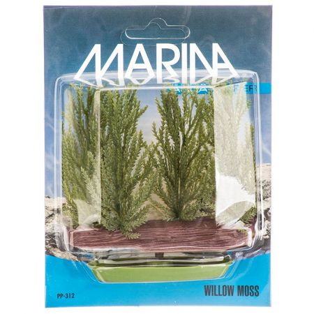 Marina Marina Foreground Willow Moss Aquarium Plant
