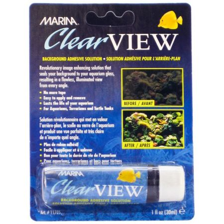 Marina Marina Clear View Background Adhesive Solution