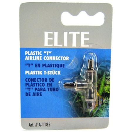 """Elite Elite Plastic """"T"""" Valve"""