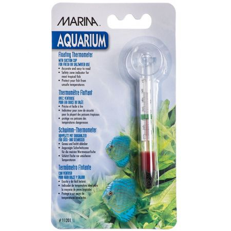 Marina Marina Floating Thermometer with Suction Cup