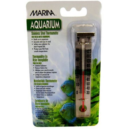 Marina Stainless Steel Thermometer alternate view 1