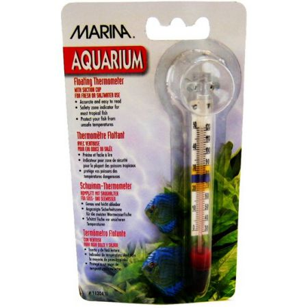 Marina Floating Thermometer with Suction Cup alternate view 2