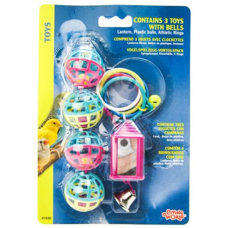 Living World Living World Bird Toys with Bells