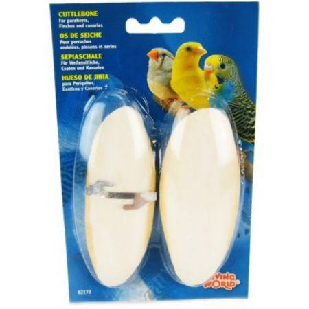 Living World Cuttlebone Twinpack