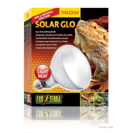 Exo-Terra Solar Glo Mercury Vapor Sun Simulating Lamp alternate view 2