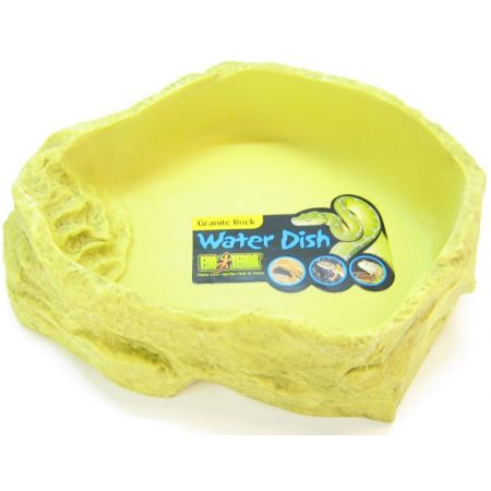 Exo-Terra Granite Rock Reptile Water Dish alternate view 4
