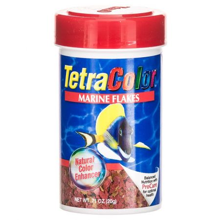 Tetra Tetra TetraColor Marine Flakes - Color Enhancing