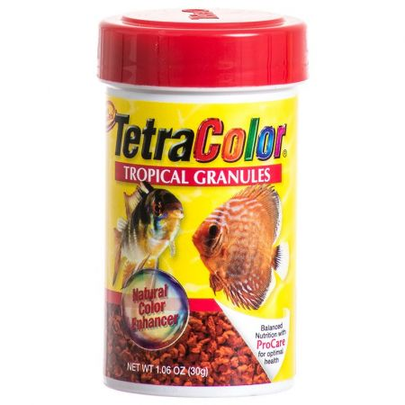 Tetra Tetra TetraColor Tropical Granules