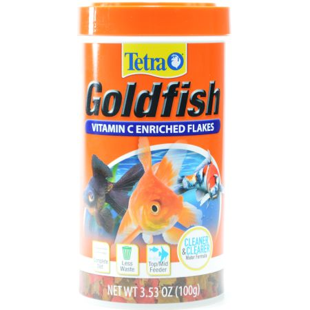Tetra TetraFin Goldfish Flakes alternate view 4