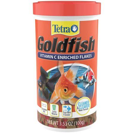 Tetra Goldfish Vitamin C Enriched Flakes alternate view 4