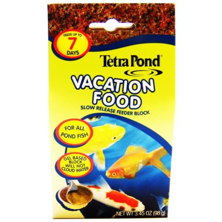 Tetra Pond Tetra Pond Vacation Food - Slow Release Feeder Block