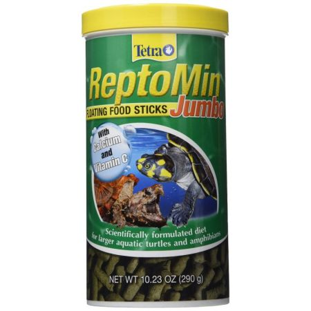 Tetrafauna Tetra ReptoMin Floating Food Sticks - Jumbo