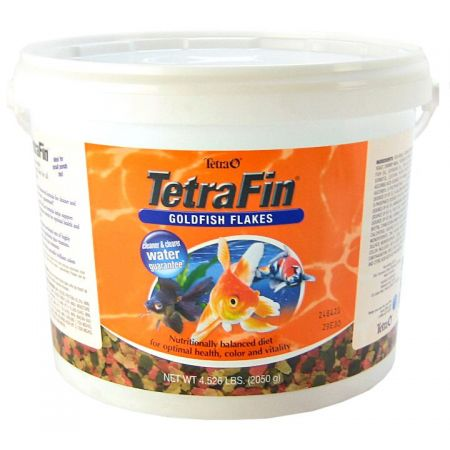 Tetra TetraFin Fish Food Bucket