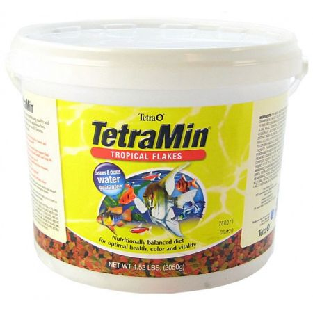 Tetra TetraMin Fish Food Bucket