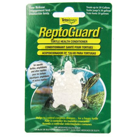 Tetrafauna Tetrafauna ReptoGuard Turtle Health Conditioner