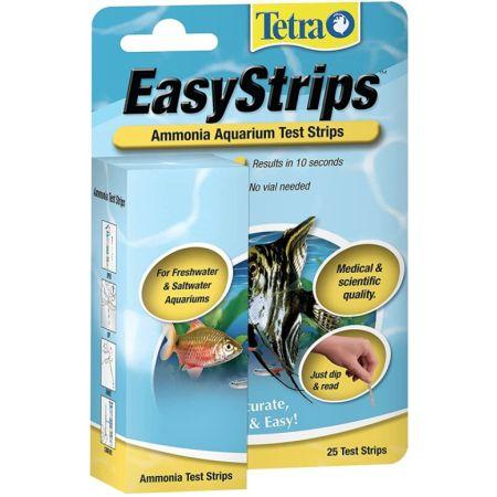 Tetra Tetra EasyStrips Ammonia Aquarium Test Strips