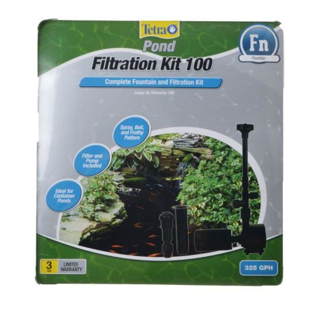 Tetra Pond Filtration Fountain Kit