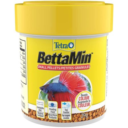 Tetra Tetra TetraBetta Floating Mini Pellets