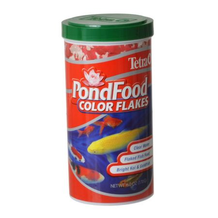 Tetra Pond Tetra Pond Color Enhancing Diet