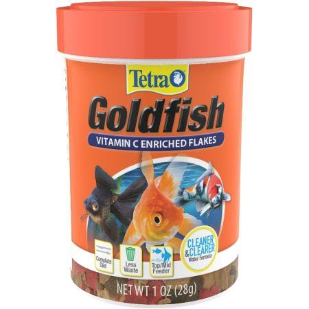 Tetra TetraFin Goldfish Flakes alternate view 2