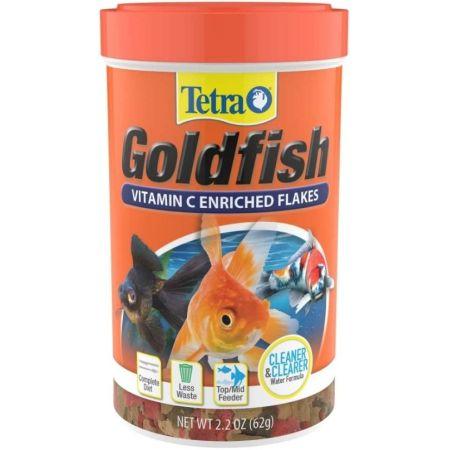 Tetra Goldfish Vitamin C Enriched Flakes alternate view 3