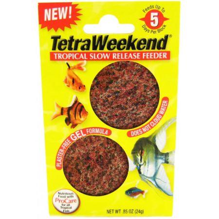 Tetra Tetra TetraWeekend Tropical Slow Release Feeder