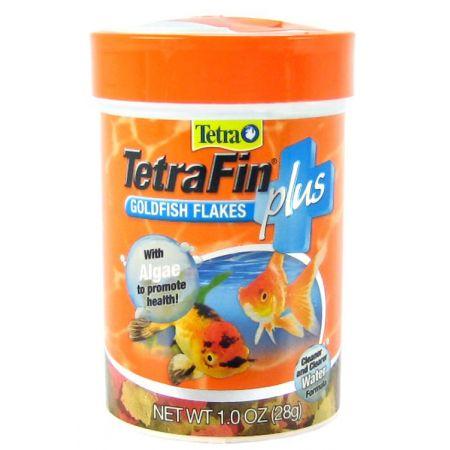 Tetra TetraFin Plus Goldfish Flakes Fish Food alternate view 2
