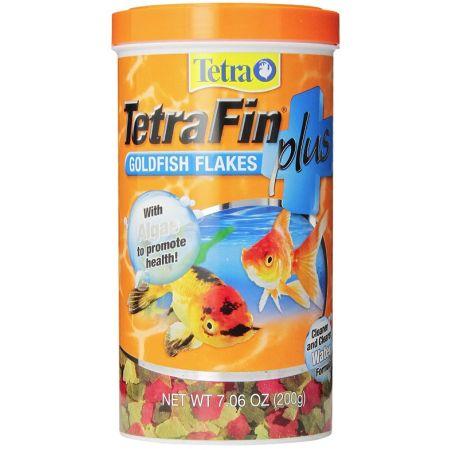 Tetra TetraFin Plus Goldfish Flakes Fish Food alternate view 4