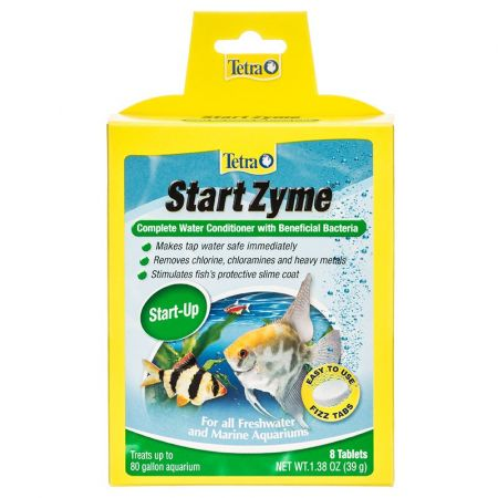 Tetra Tetra StartZyme Complete Water Conditioner