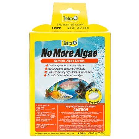 Tetra Tetra No More Algae