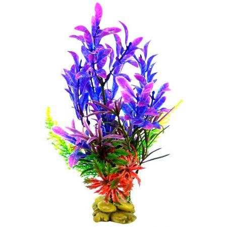 Aquatic Creations Aquatic Creations Hygrophilia Aquarium Plant - Blue & Purple