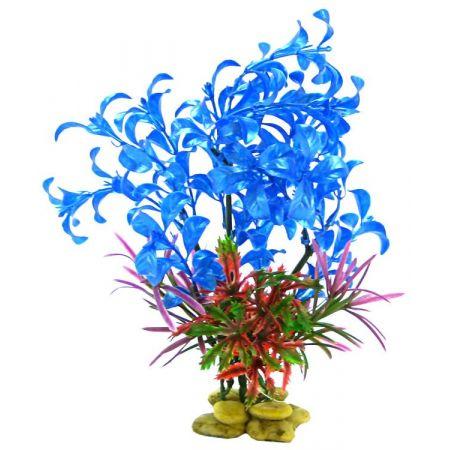 Aquatic Creations Aquatic Creations Hygrophilia Aquarium Plant - Blue