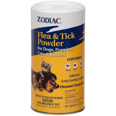 Zodiac For Cats Flea And Tick