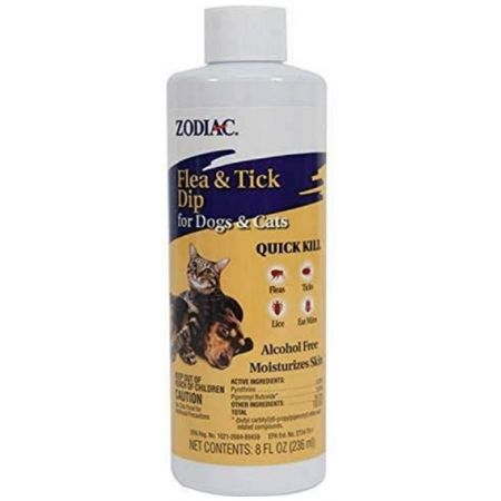 Zodiac Zodiac Flea & Tick Sponge-On for Dogs & Cats