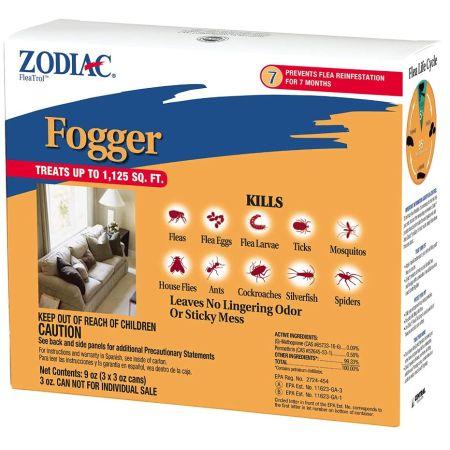 Zodiac Zodiac Flea & Tick Fogger