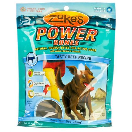 Zukes Zukes Power Bones - Tasty Beef Recipe