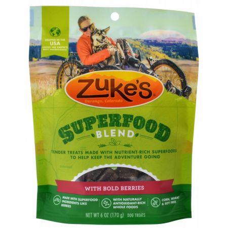 Zukes Zukes Super Berry Dog Treat - Yummy Berry Blend