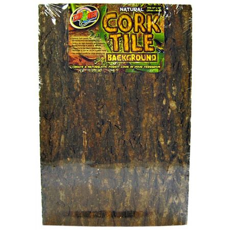 Zoo Med Zoo Med Natural Cork Tile Terrarium Background